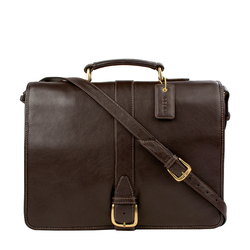 Bolton Briefcase,  brown, regular