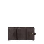 Shanghai W3 Sb (Rfid) Women s Wallet Ostrich,  brown