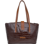 Sb Atria 02 Women s Handbag Cement Croco,  brown