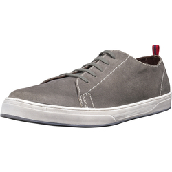 Fuji Men's Shoes, Washed Leather, 8,  grey