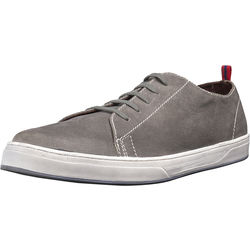 Fuji Men's Shoes, Washed Leather, 9,  grey