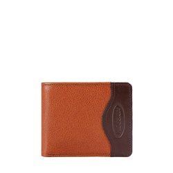 316 105 TF (RFID) MENS WALLET APPACHE,  tan