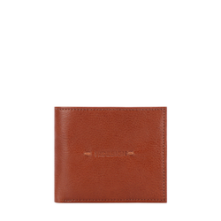 288 2020(RFID) MEN'S WALLET EI GOAT,  tan