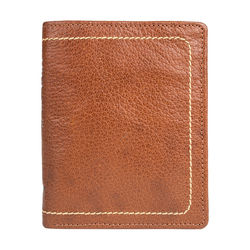 258-L108F (Rf) Men's wallet,  tan