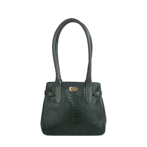Shanghai 03 Sb Handbag,  emerald