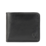267-L107F RF MENS WALLET RANCH,  black