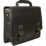 Neil Briefcase,  black, regular