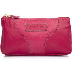 Anna W1 Cosmetic pouch,  fuschia