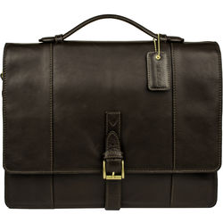 Maverick 02 Briefcase,  brown, regular