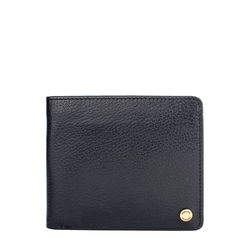 36-02 Sb (Rfid) Mens Wallet Regular Printed,  black