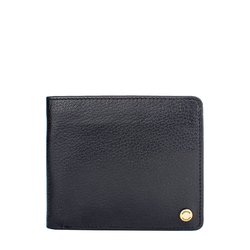 EE 036-02 RF MENS WALLET REGULAR PRINTED,  black