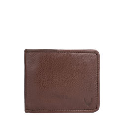 267-L103F (Rf) Men's wallet,  brown