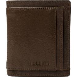 266-144B Men's wallet, ranchero,  brown