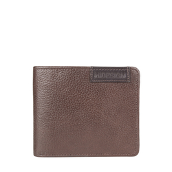URANUS W4 SB (Rf) Men's wallet,  brown