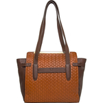 Selene 02 Handbag,  tan, woven