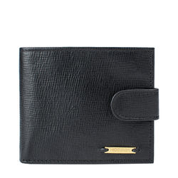2020sc (Rfid) Men's Wallet Manhattan,  black