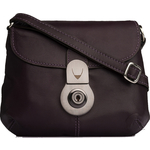 Berg W3 566 Women s Handbag, Ranch,  aubergine