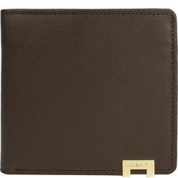 268-017 Men's wallet, ranch lamb,  brown