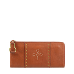 WILD ROSE W3 (RF) WOMENS WALLET KALAHARI,  tan