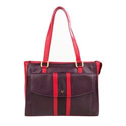 Frenchy 02 Women's Handbag Ranch,  aubergine