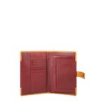 Marty W3 Women s wallet, Woven Melbourne,  red