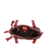 Paloma 02 Women s Handbag, Ranchero Melbourne Ranch,  red