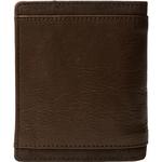 266-144B Men s wallet,  brown, ranchero