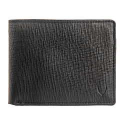 L106 Men's wallet, manhattan,  black