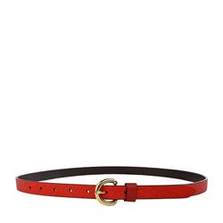 Akiko Women's Belt, Ranch, 32-34,  black