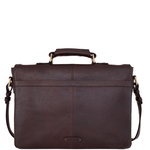 Parker 01 Briefcase,  brown, regular
