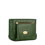 Taurus W1 (Rfid) Women s Wallet, Lizard Melbourne Ranch,   emerald green
