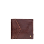 248-F017 (Rf) Men s wallet,  brown