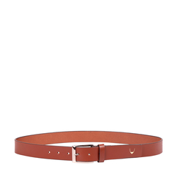 Ee Lewis Men's Belt Glazed,  tan, 40
