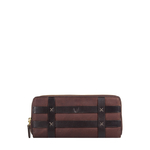 FREEDOM W1 (RFID) WOMEN S WALLET, WAXED SPLIT MEL RANCH,  tan