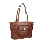 Croco 03 Women s Handbag, Croco Melbourne Ranch,  tan