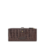 Hongkong W1 Sb (Rfid) Women s Wallet Croco,  brown