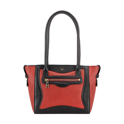 BOSS 01 WOMEN'S SHOULDER BAG WAXED SPLIT,  red