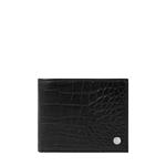 Atlas W1 Sb (Rf) Men s Wallet Croco,  black