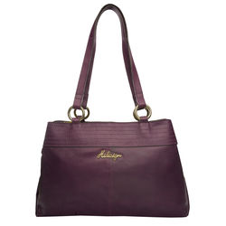 42Nd Street 01 Handbag, roma,  aubergine