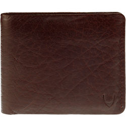 215010 Men's wallet, ranch,  brown