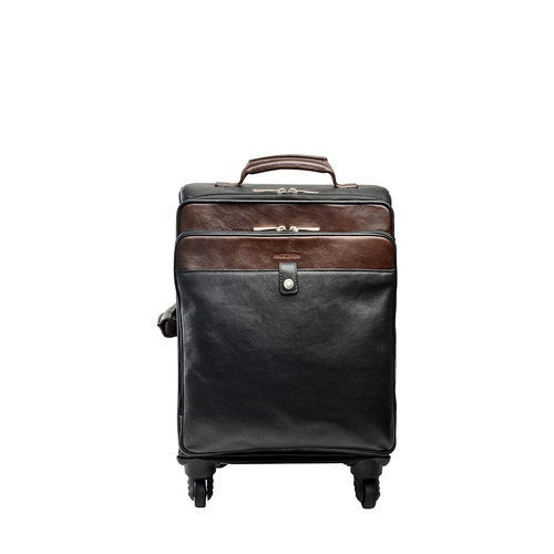Sundown 01 Wheelie bag Melbourne Khyber,  black
