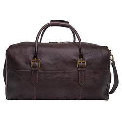 CHARLES 04 DUFFLE BAG REGULAR,  brown