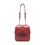 GELDA 02 WOMEN S HANDBAG RANCH,  marsala