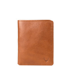 L108 Men's wallet, regular,  tan