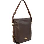 Lucy 01 Women s Handbag, Thick Lamb Ranchero,  brown