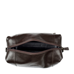 Nicholson 03 Washbag,  brown