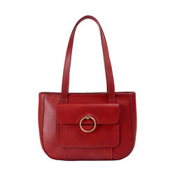 HIDESIGN X KALKI REBEL 01 WOMEN'S SHOULDER BAG DENVER,  marsala