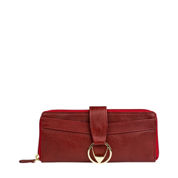 Azha W2(Rf) Women's Wallet Ranchero,  red