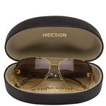 Macau Sunglasses,  gold