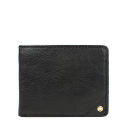 Asw004 (Rf) Men's wallet,  black